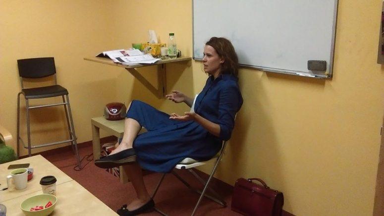 5 Naše specialistka na přípravu k mezinárodně uznávaným certifikátům z angličtiny - Zdeňka.